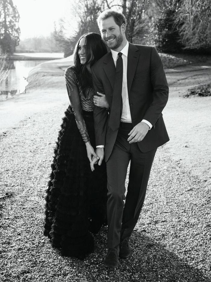 Meghan Markle s-a botezat în secret, pentru a se putea căsători cu Prințul Harry.