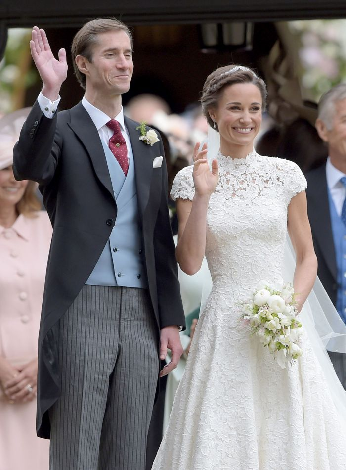 Pippa Middleton și James Matthews