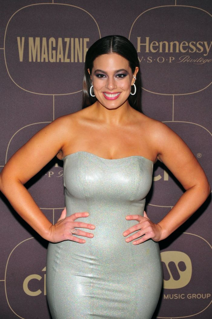 Ashley O Boyle Pro Makeup Design: Ashley Graham La Warner Music Group Pre Grammy