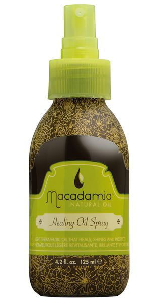 Spray reparator, Macadamia, Healing Oil Spray, 138 lei, disponibil Douglas