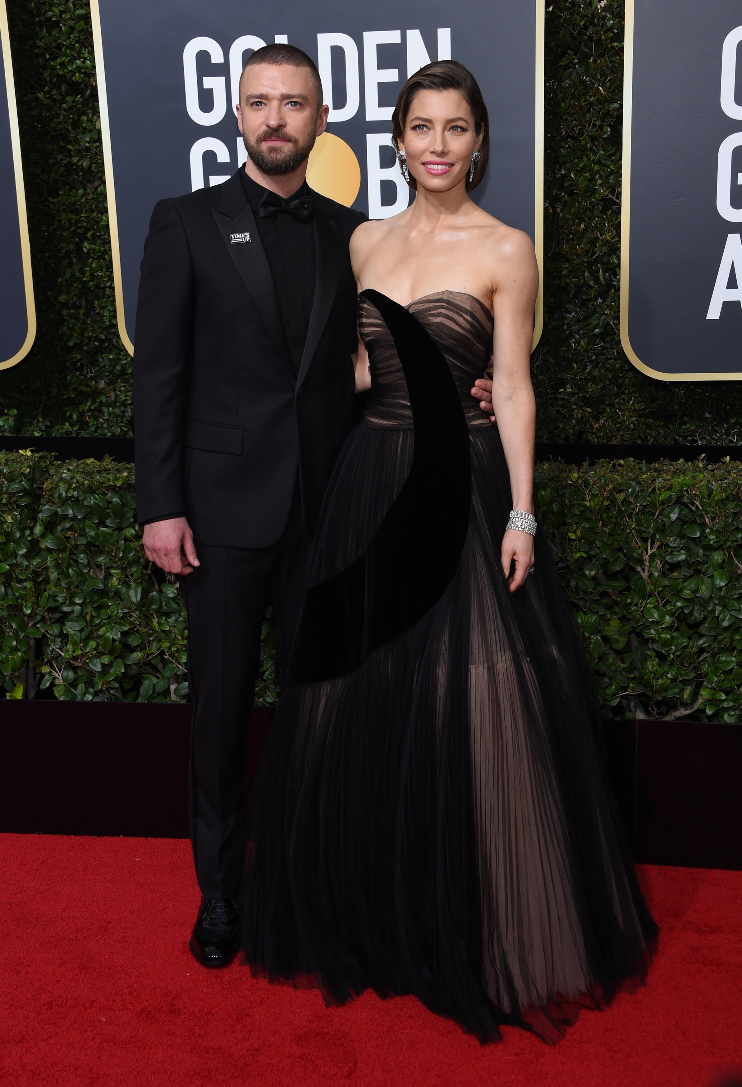 Jessica Biel și Justin Timberlake