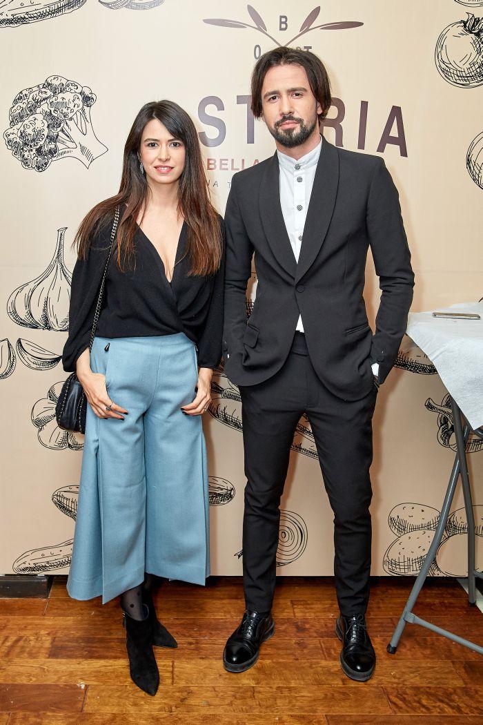 Diana Bart și Alexandru Constantin