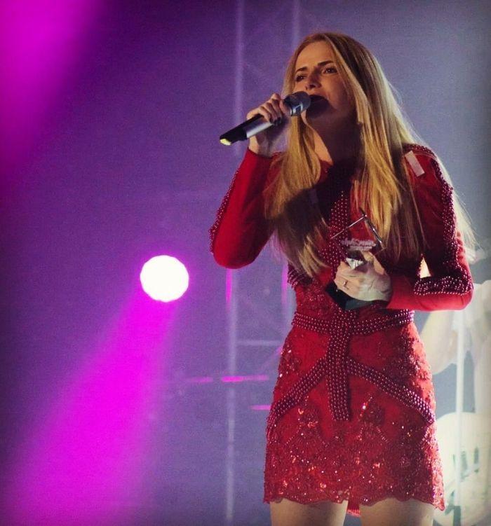 Cristina Caramarcu, vocea în care românii și-au pus speranțele la Eurovision 2018