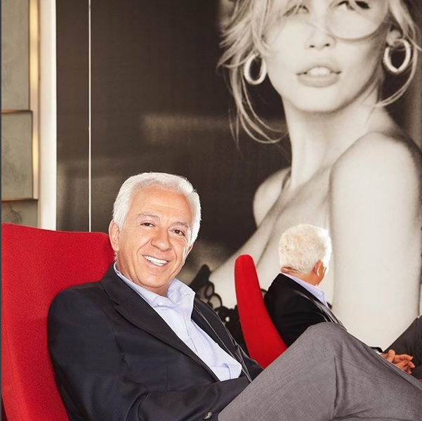 Paul Marciano a hărțuit-o sexual de nenumărate ori pe Kate Upton!