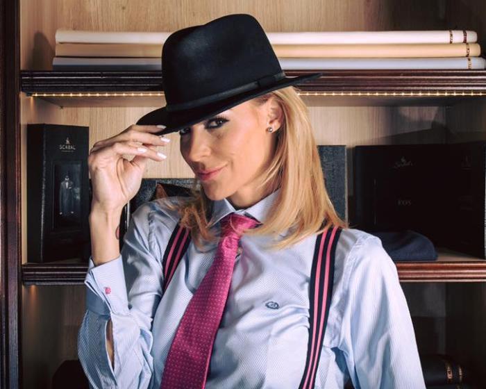 Roxana Ciuhulescu va devenit mamă pentru a doua oară la începutul verii