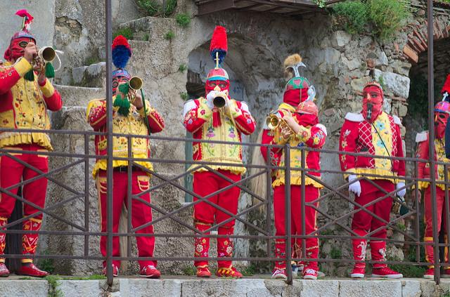 Tradiții de Paște în Italia