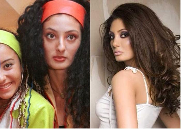 Așa arata Claudia Pavel înainte de cele două operații