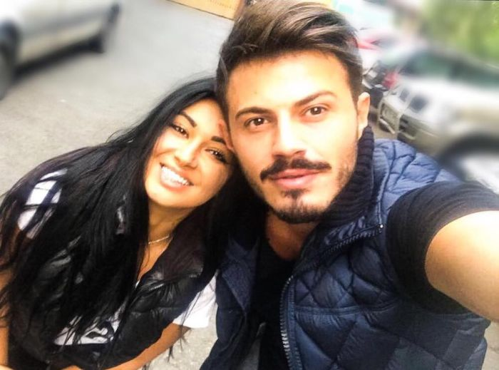 Elena Ionescu și soțul ei