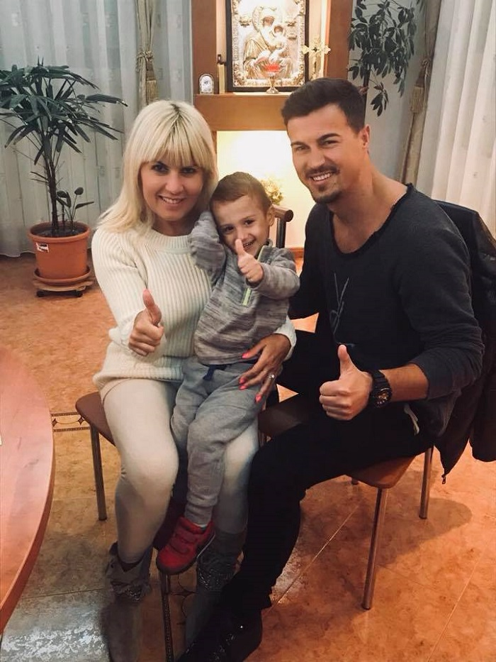 Elena Udrea şi Alexandrov Adrian vor deveni părinţi pentru prima dată