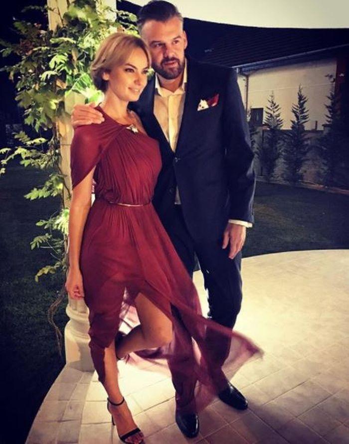 Roxana Ionescu, adevărul despre căsătoria cu Tinu Vidaicu