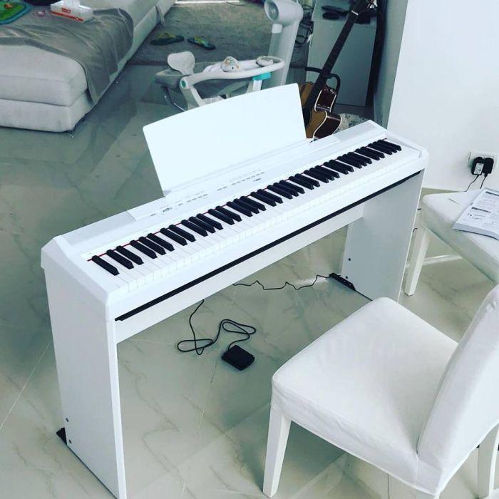 Noul pian al lui Tavi Clonda