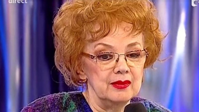 Actrița Aimee Iacobescu a murit la 71 de ani.