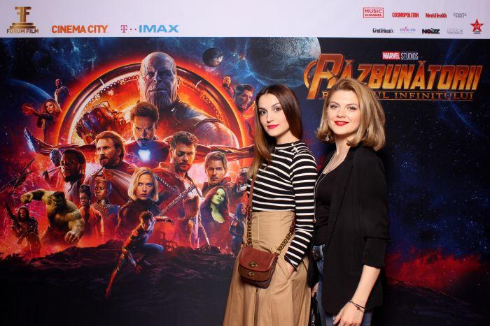Olivia Niță și Cristina Mihăilescu