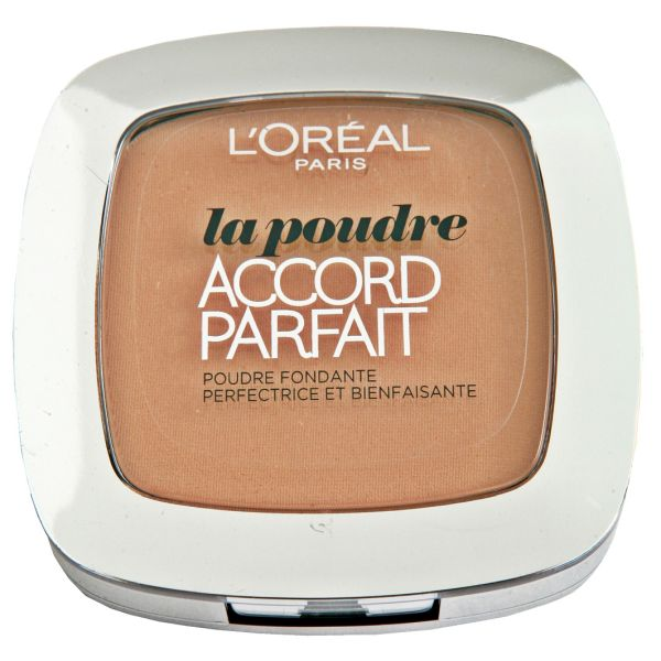 Pudră, L'Oreal Paris, Accord Parfait, 63 lei