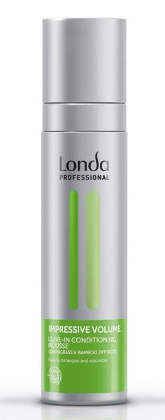 Spumă fără clătire pentru volum, Londa Professional, 40 lei