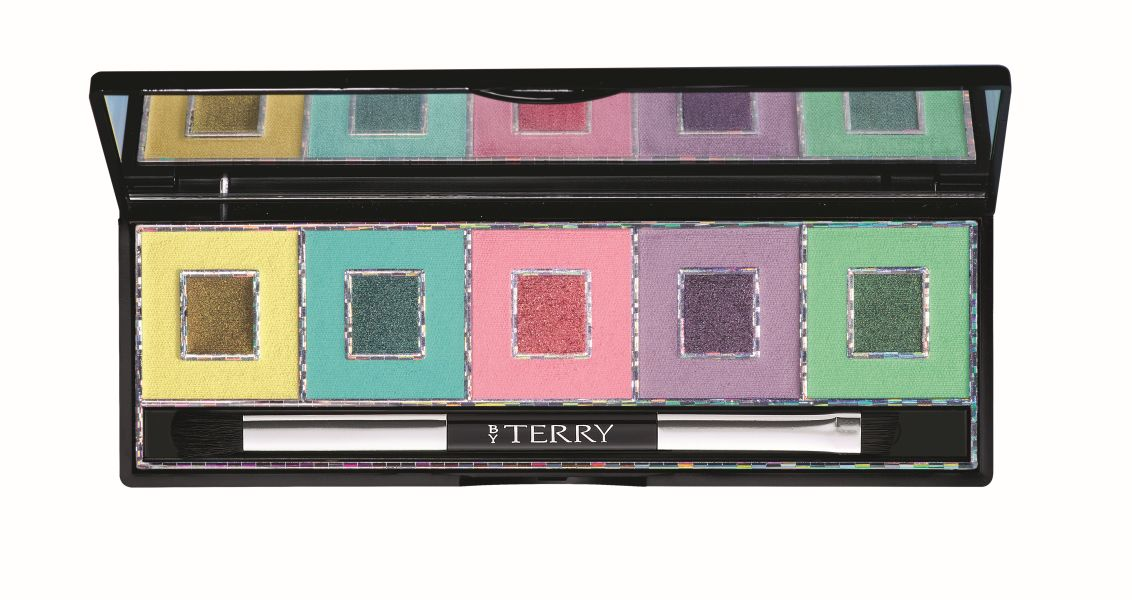Paletă de farduri, By Terry, Game Lighter Palette, Fun'Tasia, 197 lei, disponibilă Douglas