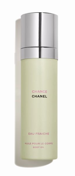 Ulei pentru corp parfumat, Chanel, Chance Eau Fraiche, 244 lei