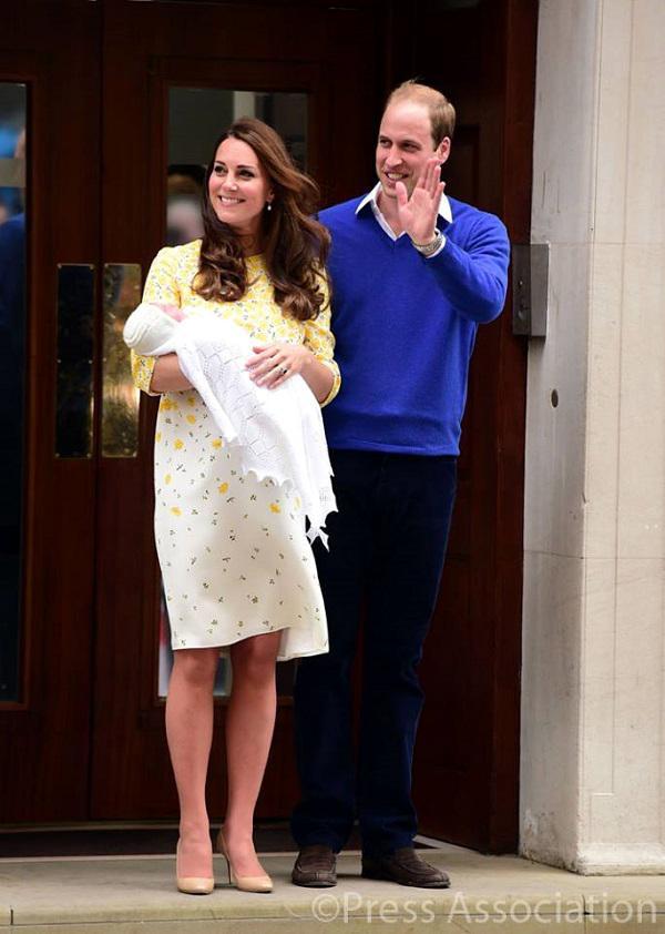 Kate Middelton, după nașterea prințesei