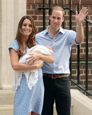 Kate Middelton, prima apariție după nașterea Prințului George