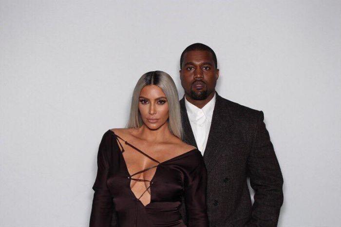 Kim Kardashian și Kanye West au trei copii
