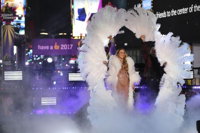 Mariah Carey a recunoscut că suferă de tulburare bipolară.