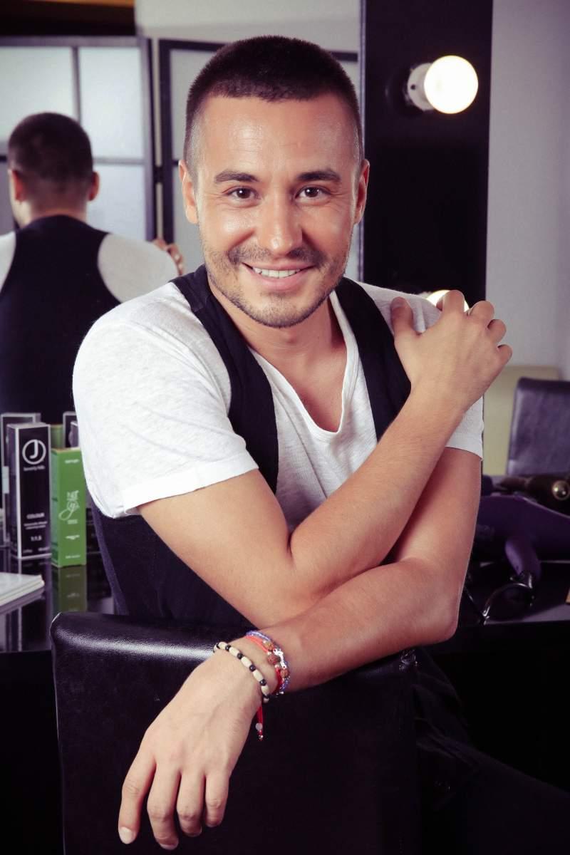 Stilistul Adrian Perjovschi a demontat toate miturile legate de păr
