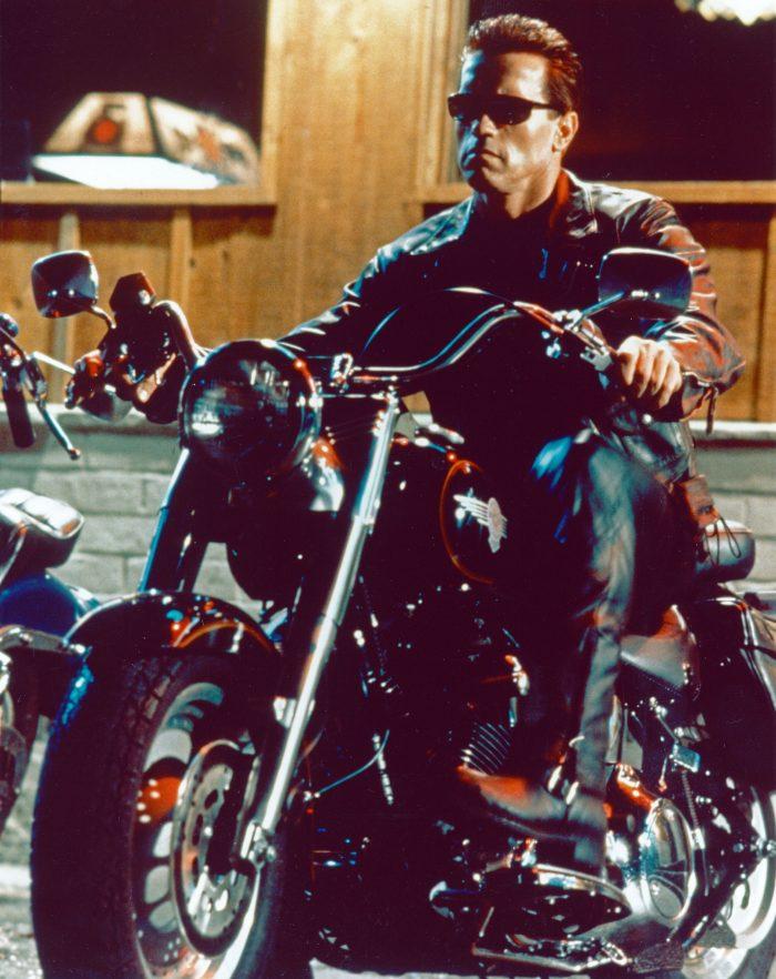 """Secvență din """"Terminator 2"""""""