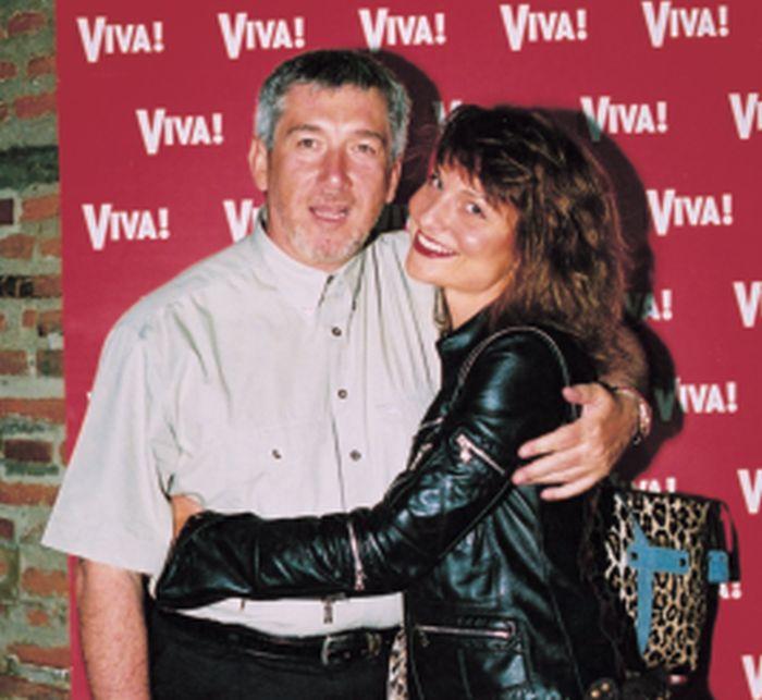 Irina Milenkovici și Dan Chișu