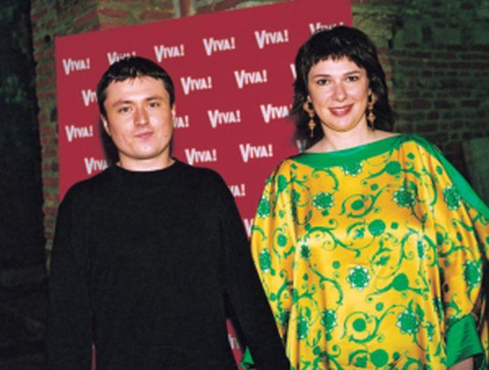 Izabela Coman și Cristian Mungiu