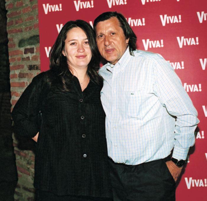 Amalia și Ilie Năstase