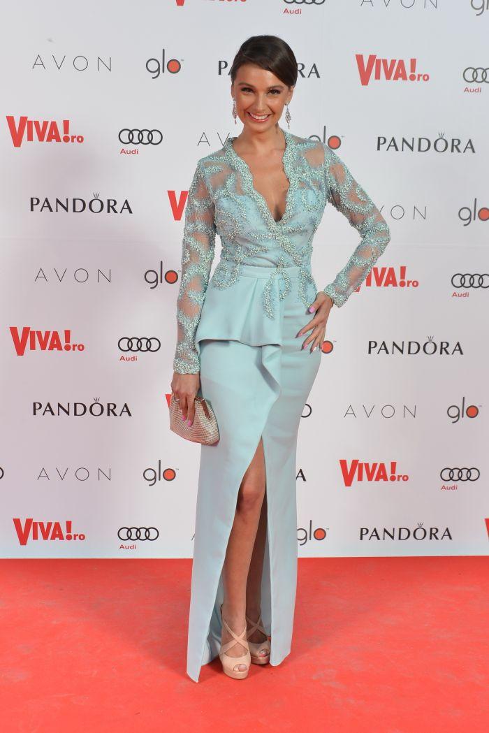 Olivia Păunescu - rochie Orlette