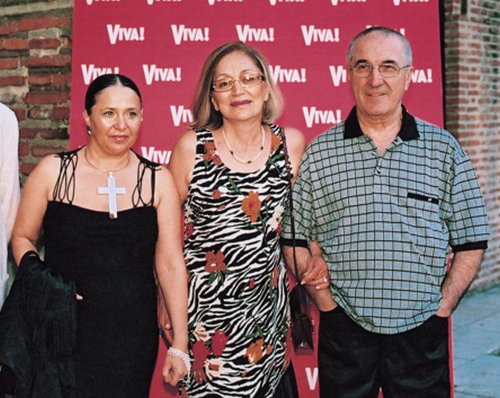 Liza Panait, Gabi și Gheorghe Dinică