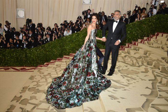 George și Amal Clooney sunt prima alegere în materie de nași a Ducilor de Sussex.