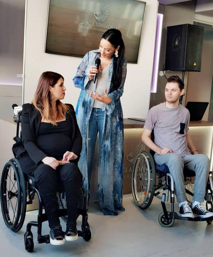 Andreea Marin, alături de Cristian Radea şi Magda Coman