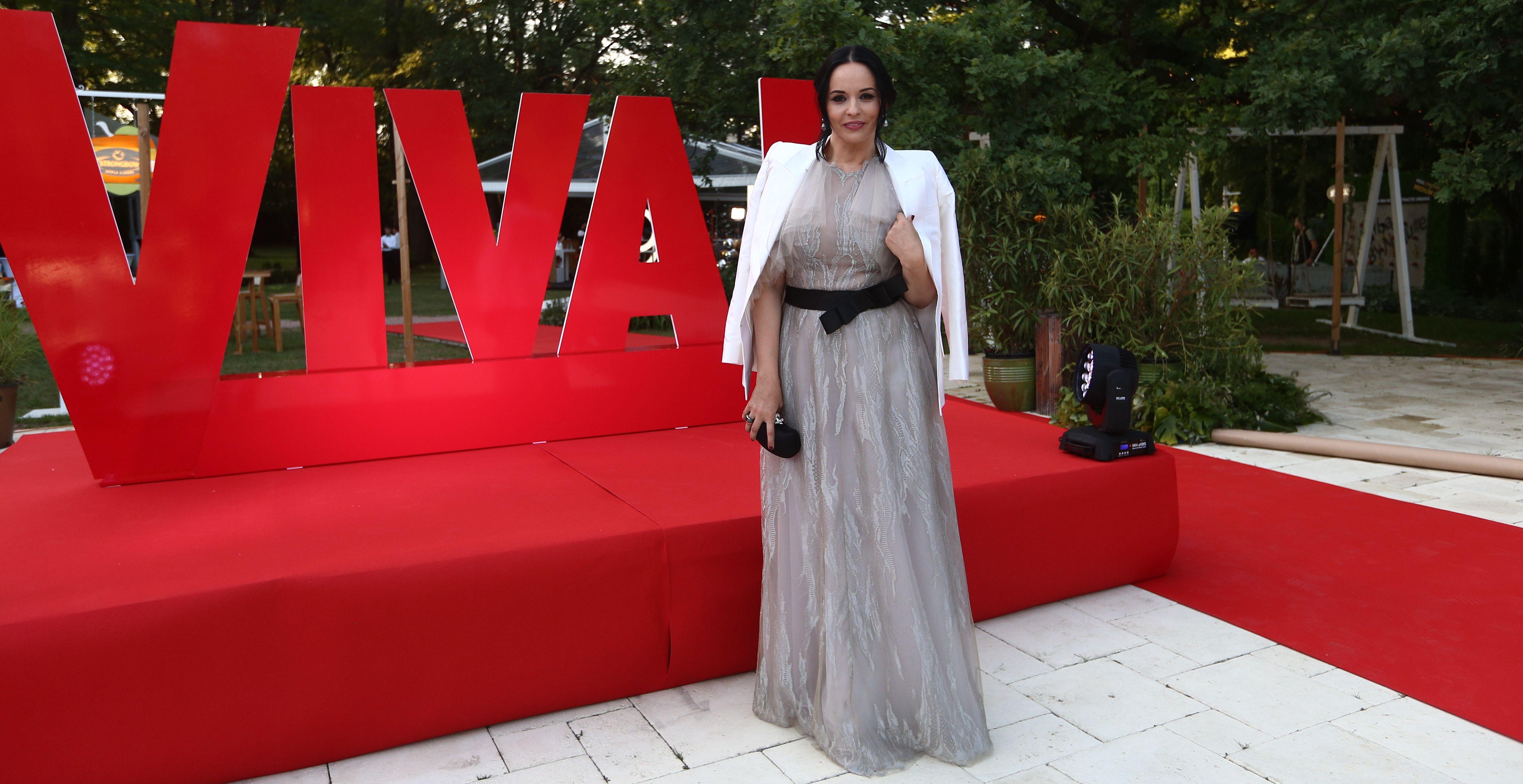 Andreea Marin la VIVA! Party 2018