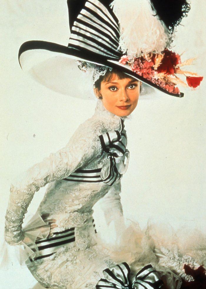 "Audrey Hepburn, în ""My Fair Lady"" (1964)"