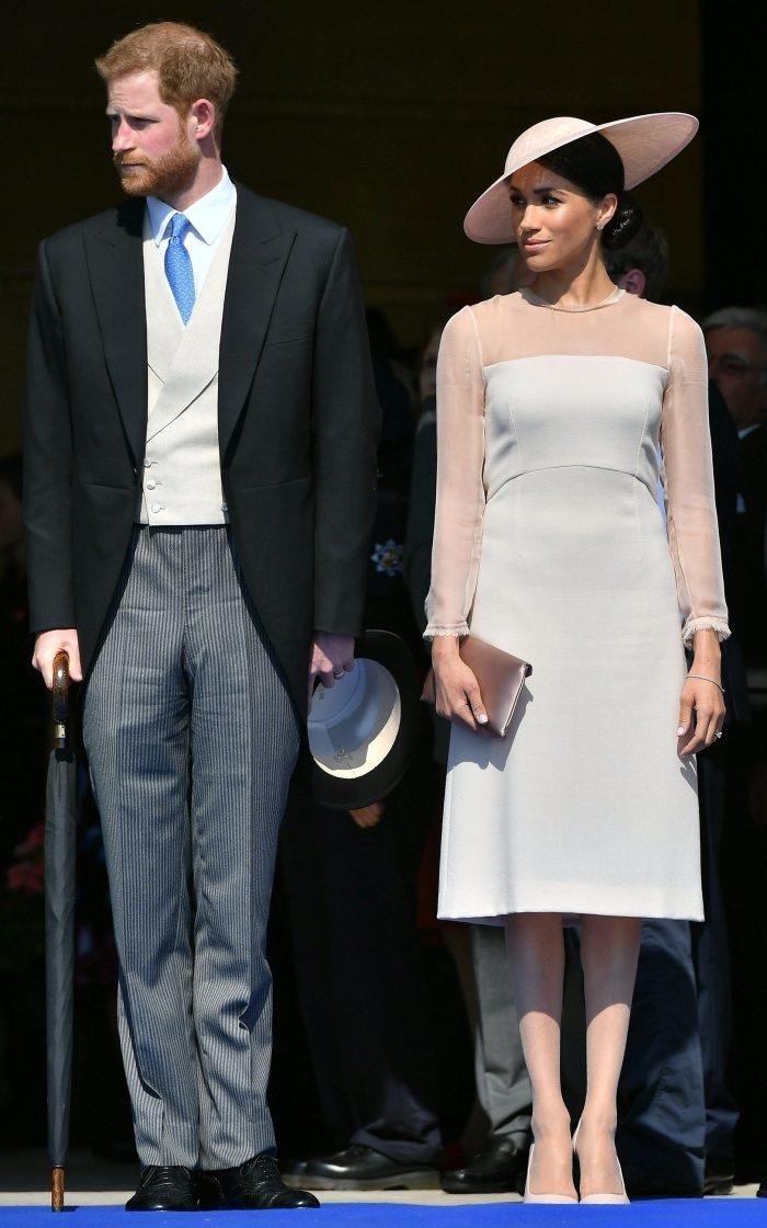 Copiii lui Meghan Markle și ai Prințului Harry vor purta alt nume de familie decât tatăl lor.