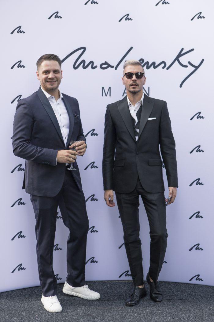 Dacian S Foldi și Ovidiu Mureșanu