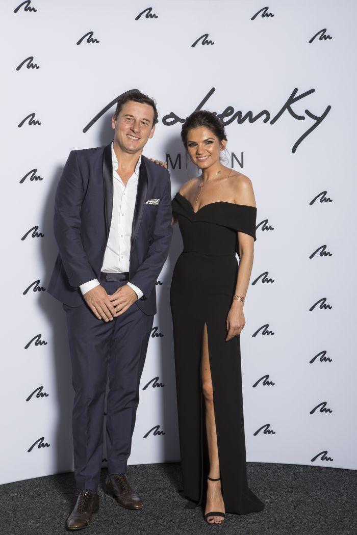 Andrei Pavel și Malvina Cservenschi