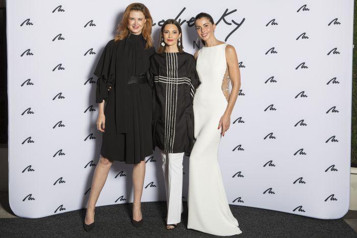 Andreea Constantin (Rhea Costa), Andreea Berecleanu și Diana Piștalu