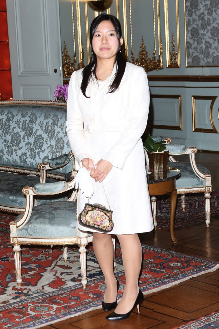 Din dragoste, Prințesa Ayako a Japoniei a renunțat la titlurile regale.