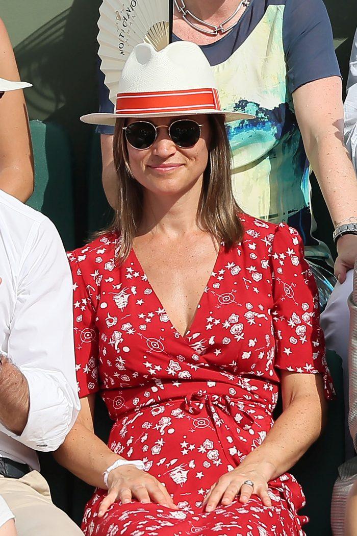 Pippa Middleton a confirmat că este însărcinată.