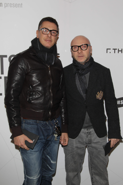 Stefano Gabbana și Domenico Dolce