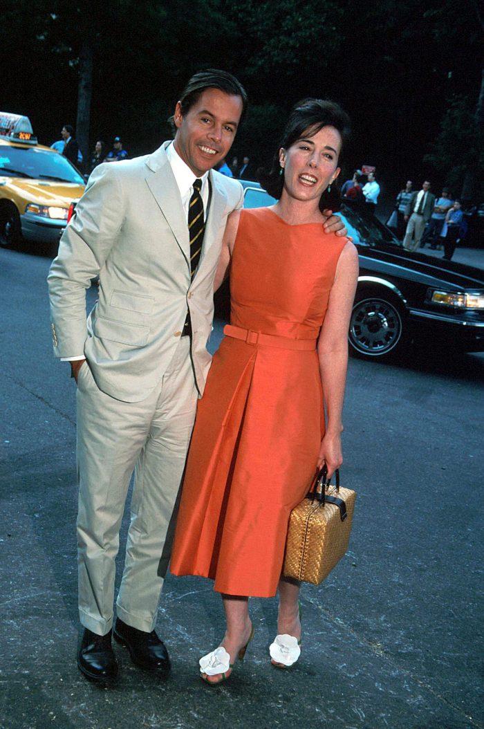 Kate și Andy Spade