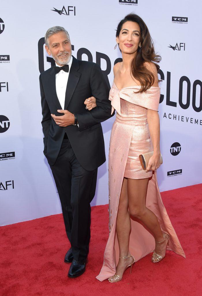 46th AFI Life Achievement Award a fost primit de George Clooney