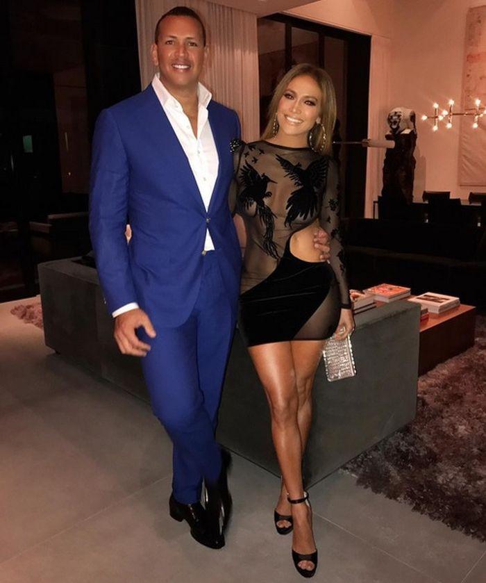 Alex Rodriguez și Jennifer Lopez sunt unul dintre cuplurile cele mai hot de peste Ocean.