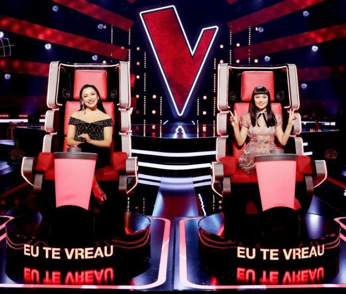 Andra şi Irina Rimeş, primele imagini pe scaunele de la