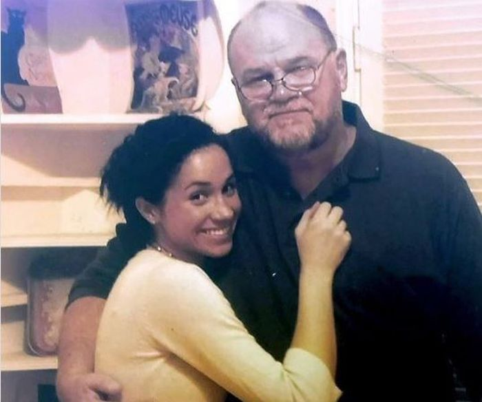 Meghan Markle e supărată că tatăl ei vorbește mai mult cu presa decât cu ea