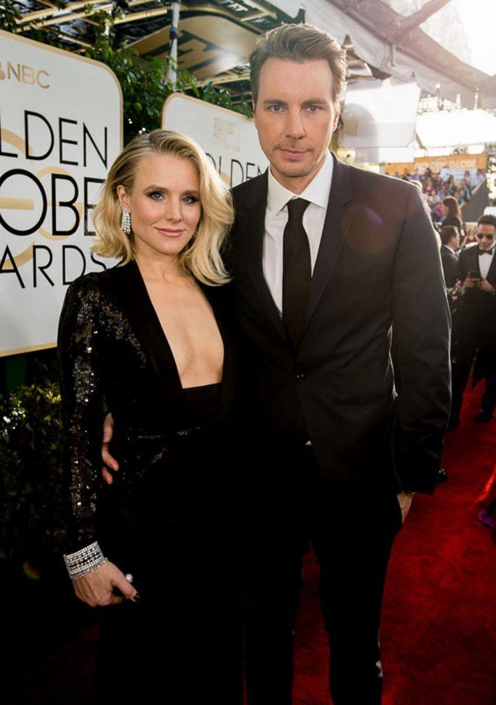 Dax Shepard(43 ani) și Kristen Bell(37 ani)