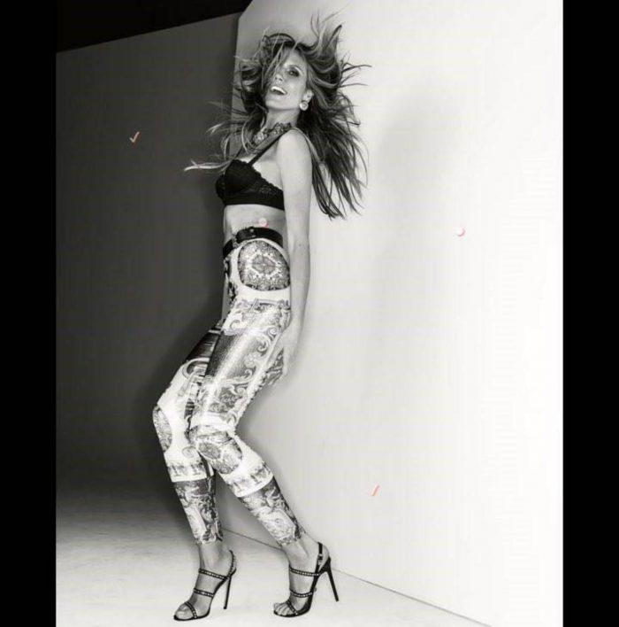 La 45 de ani, Heidi Klum este una dintre cele mai sexy femei din lume.